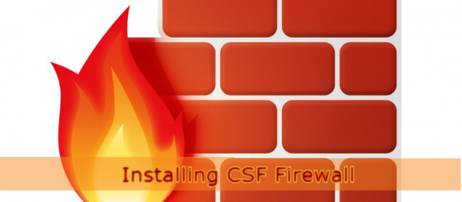 fail شدن پینگ سرور پس از فعال شدن فایروال CSF