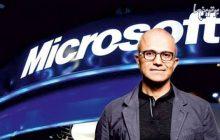 ساتیا نادلا مدیرعامل مایکروسافت از اطلاعات شخصی کاربران درآمدزایی نمی کنیم