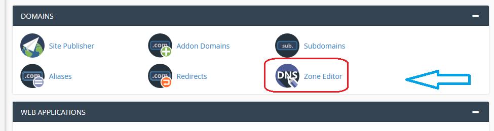 چگونه هاست دانلود را به هاست اصلی وب سایت متصل کنیم