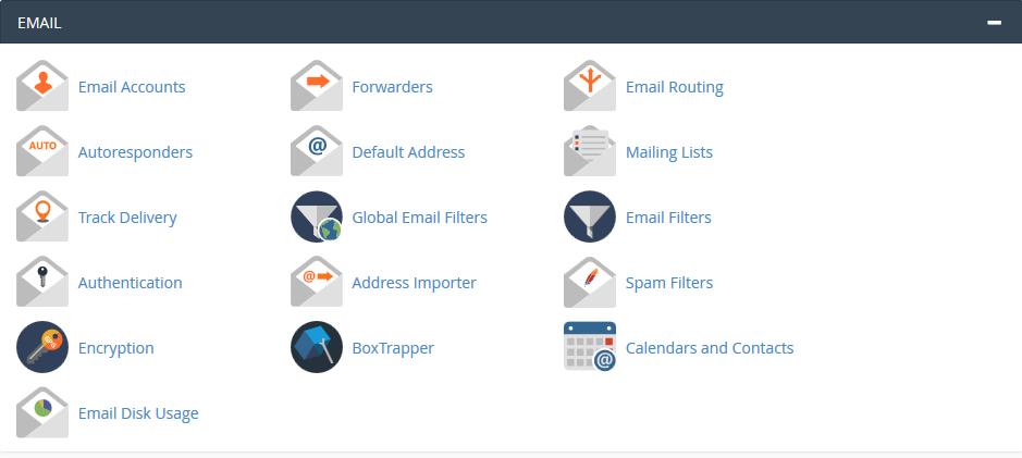 چگونه ایمیل اختصاصی در هاست سی پنل ایجاد کنیم