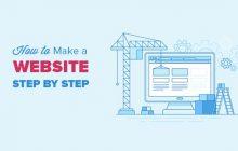 آموزش کامل و قدم به قدم راه اندازی وب سایت