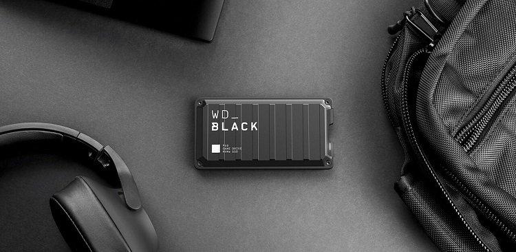 درایو SDD گیمینگ۴ ترابایتی WD_Black P50